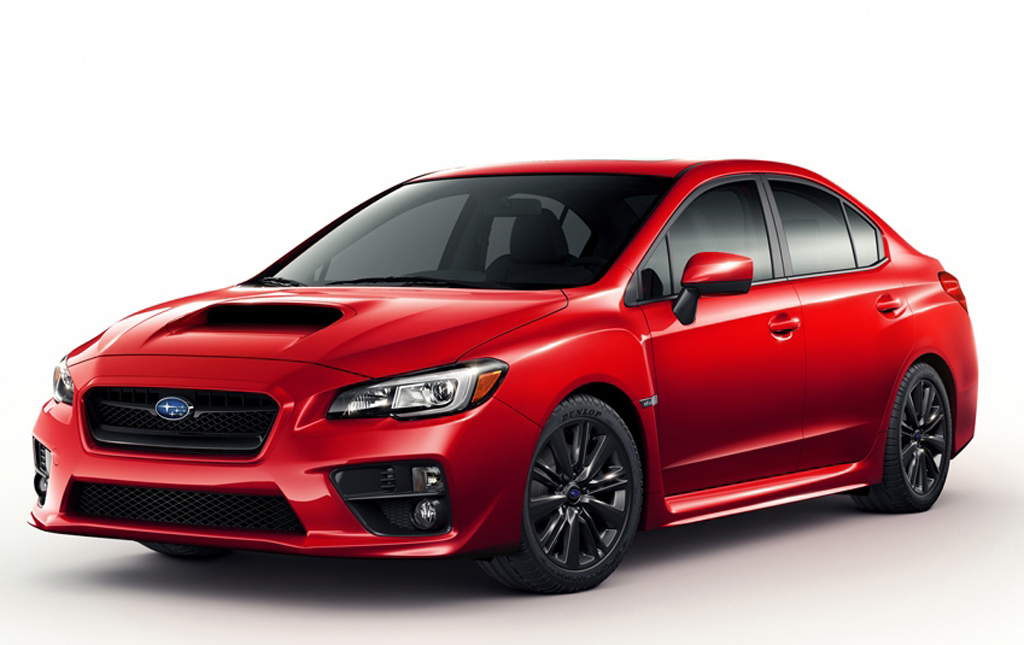 Neu bei Subaru: Kompaktmodell WRX. Foto: Subaru