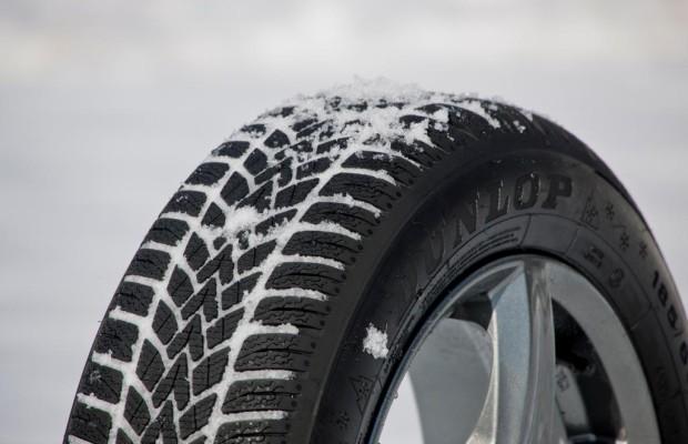 Neuer Dunlop-Winterreifen mit mehr Grip
