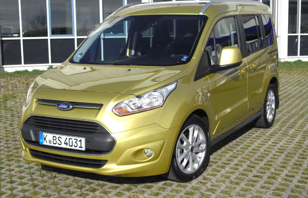 Neuer Ford-Lifestyler: Connect nach Custom zweiter Tourneo / Courier folgt