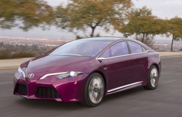 Neuer Toyota Prius: Gefälligeres Outfit - noch weniger Verbrauch