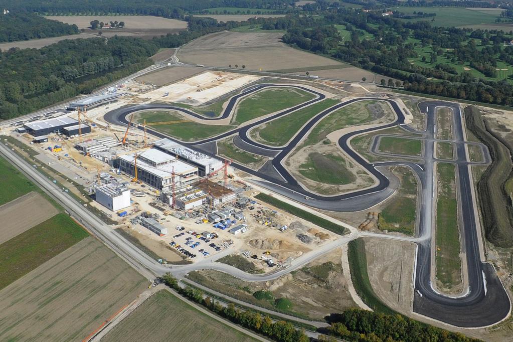 Neues Audi-Kompetenz-Zentrum bündelt Motorsport-Aktivitäten