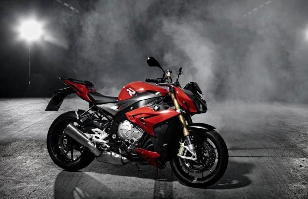 Neuheiten-Offensive bei BMW-Motorrädern