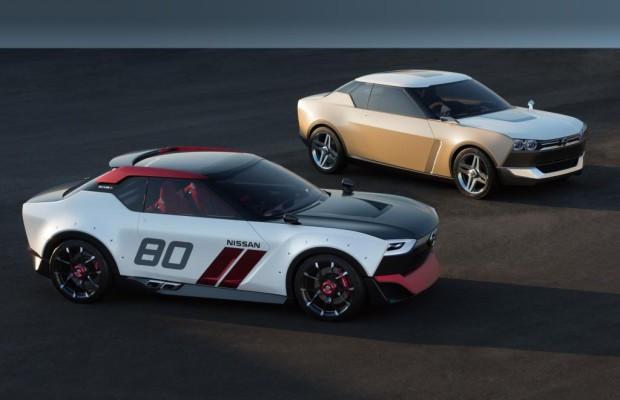 Nissan Konzepte auf der Tokio Motor Show - Zwei wie Tag und Nacht