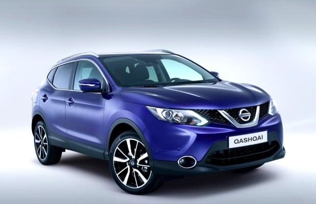 Nissan Qashqai in zweiter Generation: Neuauflage geht ab Februar an den Start