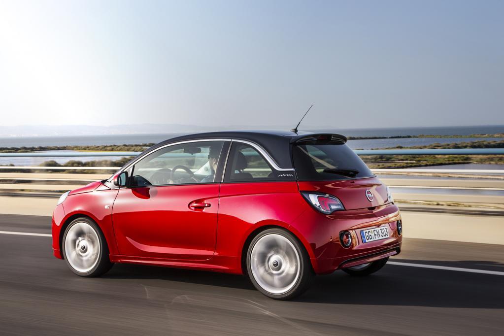Opel Adam 1.4 Slam: Klein und richtig fein