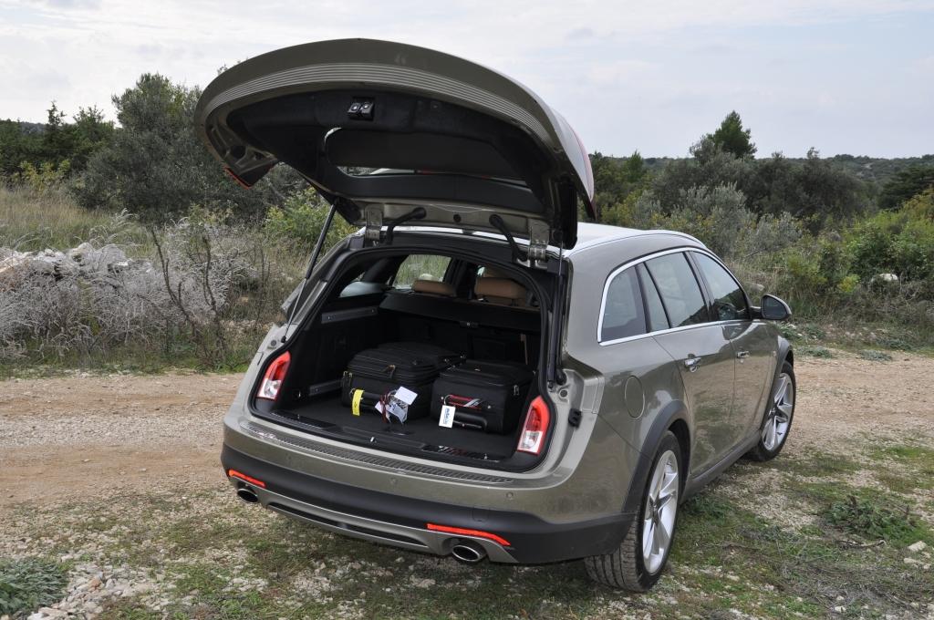 Opel Insignia Country Tourer – Keine Überraschung, auch nicht im Gelände
