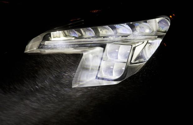 Opel Monza Concept  - LED-Matrix-Licht für alle
