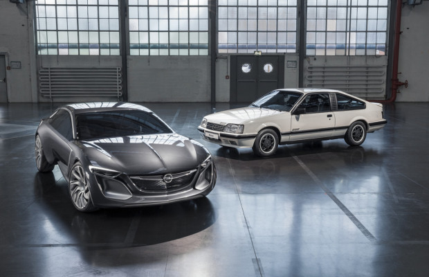 Opel Monza GSE trifft Monza Concept