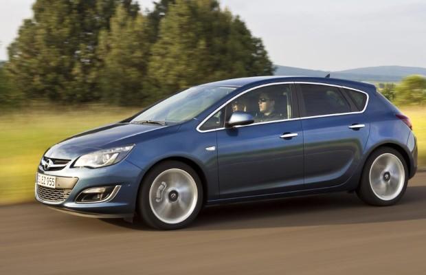 Opel wertet den Astra auf