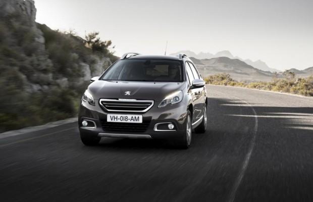 Peugeot 2008 Business Line: Komfortabel auf Dienstfahrt