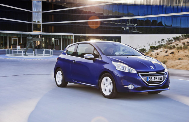 Peugeot bringt kräftigen Dreizylinder-Turbo