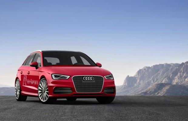Plug-in-Hybrid als Zukunftsweg für Audi
