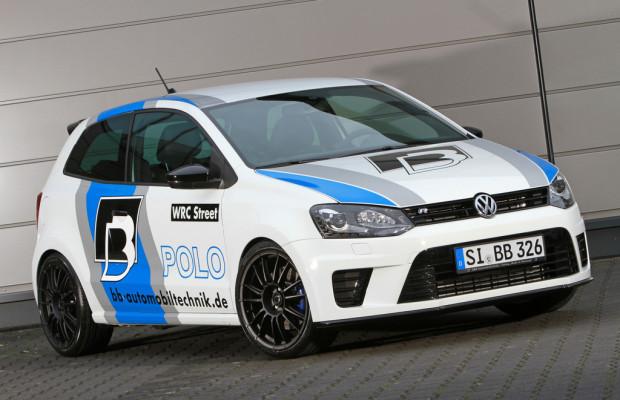 Polo R WRC Street: B&B packt 50 Prozent drauf