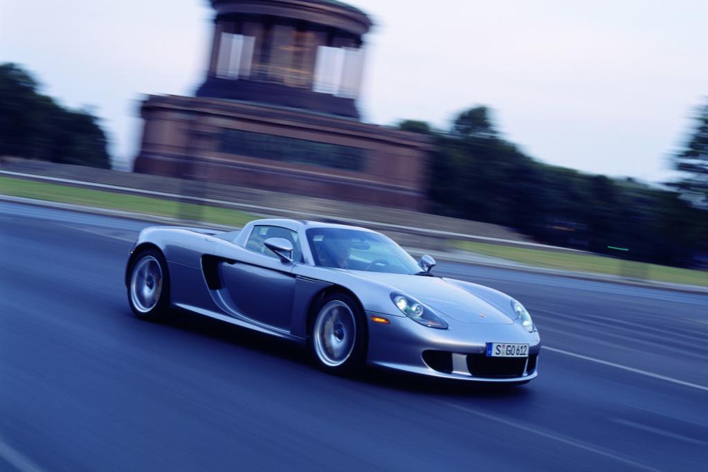 Porsche Boxster: Mittelmotor-Sportler aus Tradition