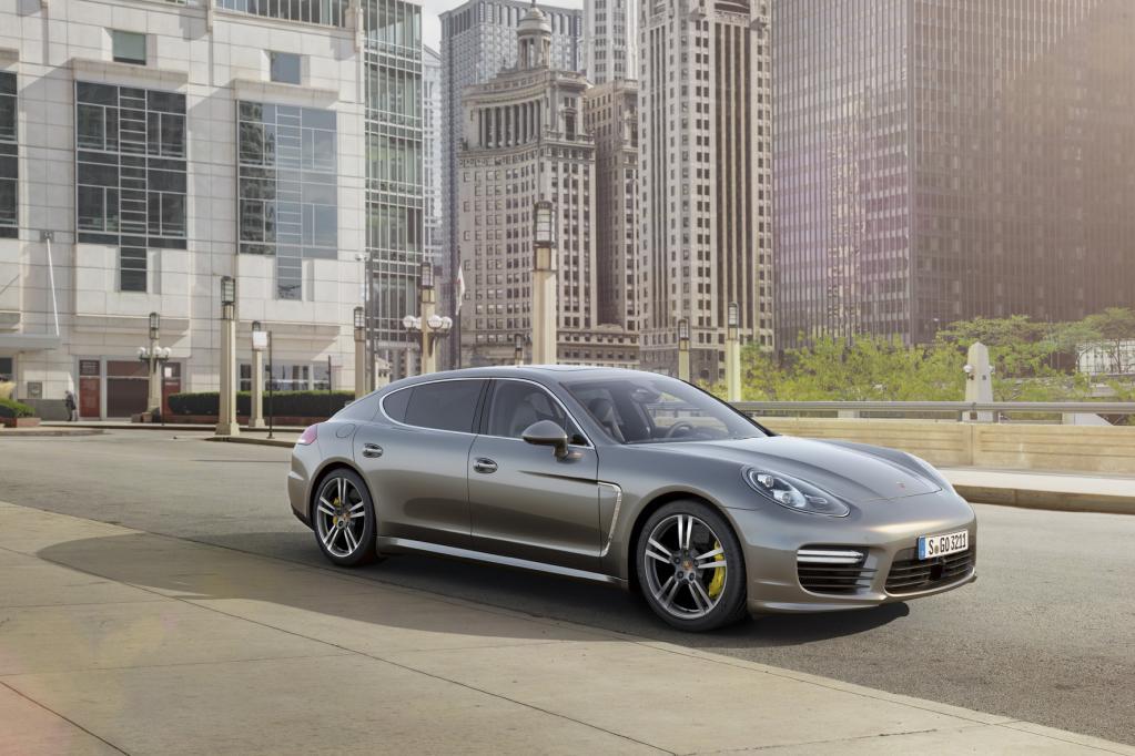 Porsche Panamera: Neues Top-Modell ab 2014