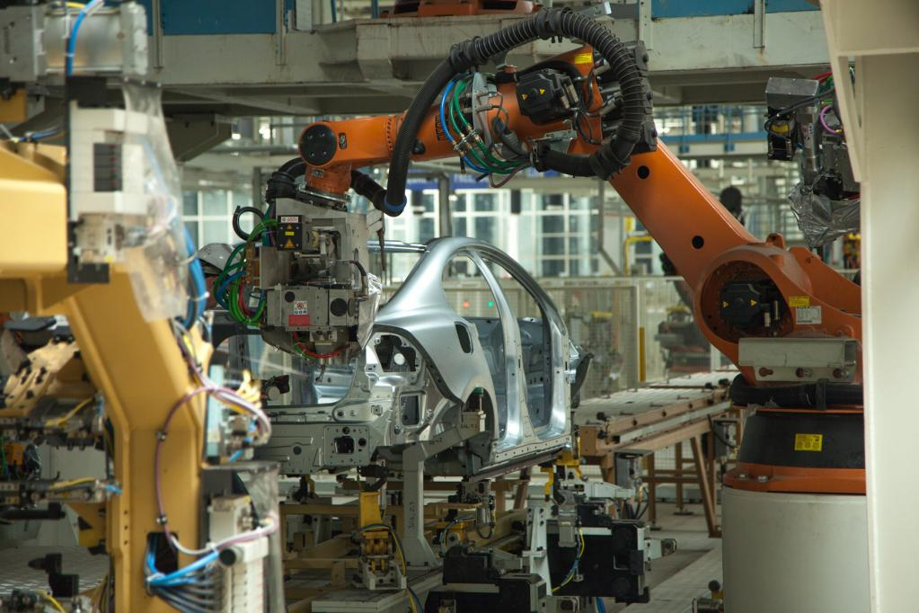 Produktion der Volvo S60-Langversion in China gestartet