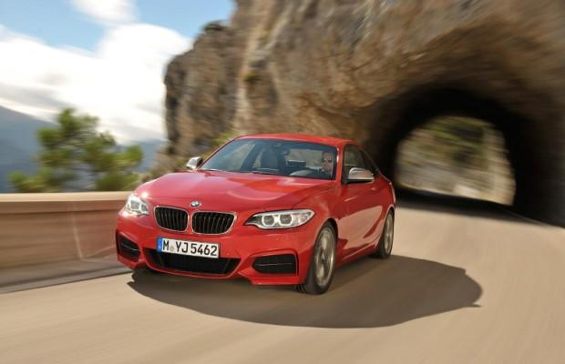 Produktion des BMW 2ers in Leipzig angelaufen