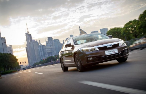 Qoros 3 Sedan - China-Auto startet auf Heimatmarkt
