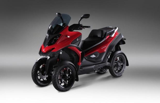 Quadro bringt Roller mit vier Rädern