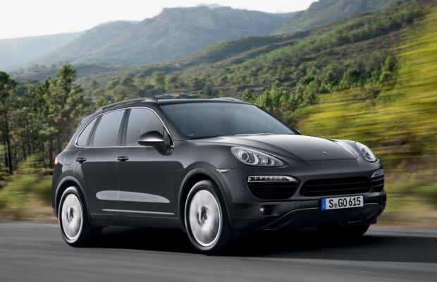 Rückruf: Porsche Cayenne mit fehlerhafter Kraftstoffanzeige