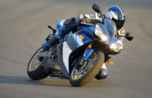 Rückruf: Yamaha YZF-R1 dreht zu hoch