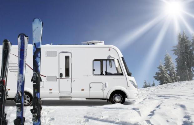 Ratgeber: Wohnmobil im Winter nutzen - Camper-Ferien im Schnee