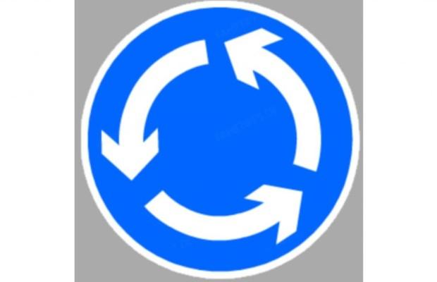 Recht: Vorfahrt am Kreisverkehr - Radfahrer müssen warten