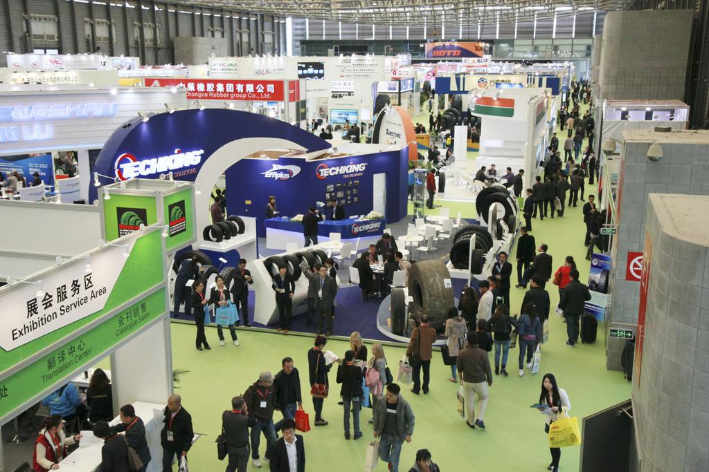 Reifen China 2013: Veranstalter sind mit Zuwachs zufrieden