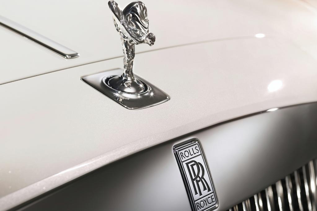 Rolls Royce-Jubiläum in Köln