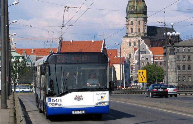 Solaris liefert 300 Busse nach Riga