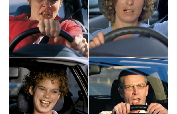 Stress oft Auslöser von Verkehrsunfällen