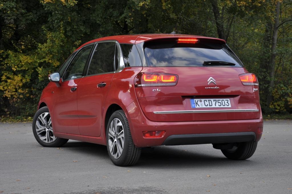 Test Citroën C4 Picasso – Van zum verlieben mit Automatik zum vergessen