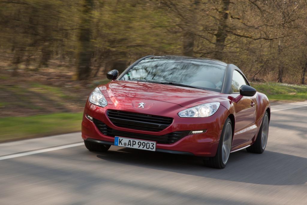 Test: Peugeot RCZ - Der Franzose, zu dem man den Hügel hinab steigt