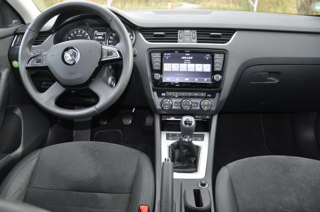 Test Škoda Octavia 2.0 TDI Combi - Der bestrafte Brudermord
