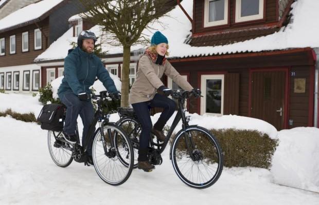 Tipps für das Fahrradfahren im Winter