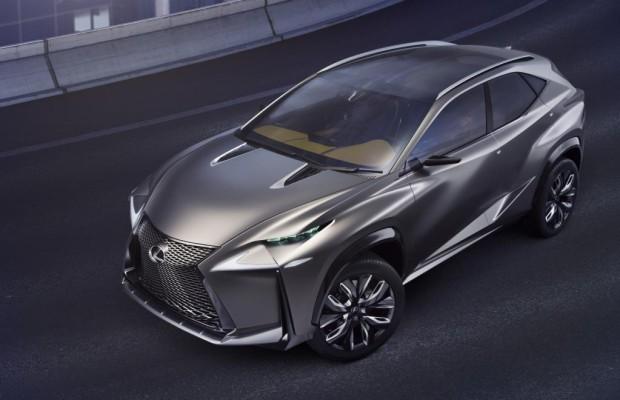 Tokio 2013: Erster Turbo-Benzinmotor von Lexus
