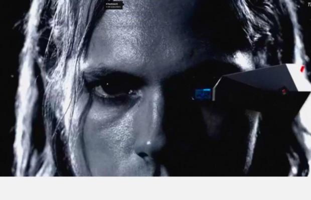 Tokio 2013: Nissan zeigt Google-Glass-Alternative - Datenbrille für Autofahrer