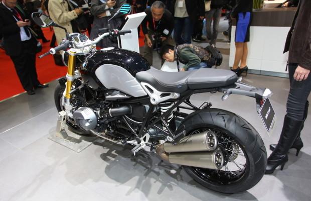 Tokyo 2013: BMW reist mit R Nine T an