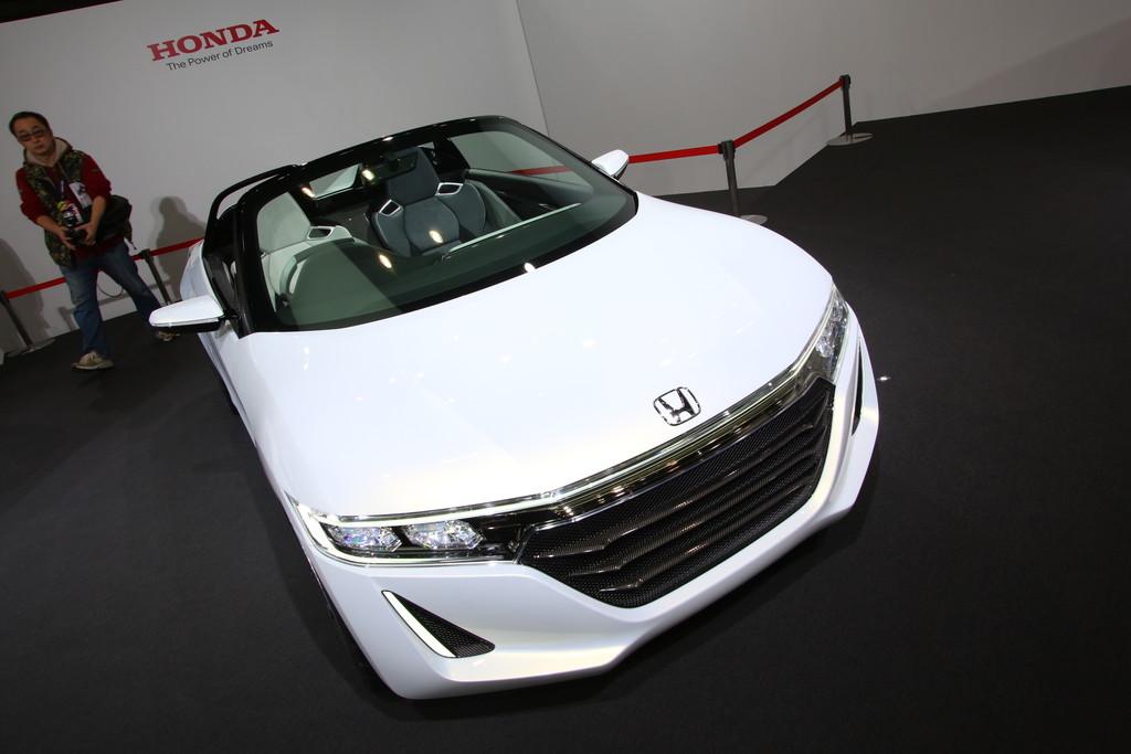 Tokyo 2013: Honda zeigt Urban SUV und S660 Concept