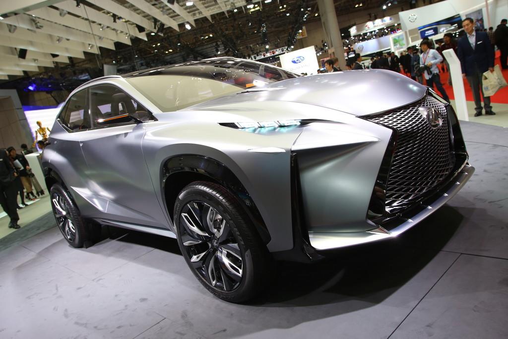 Tokyo 2013: Lexus stellt seinen ersten Turbomotor vor