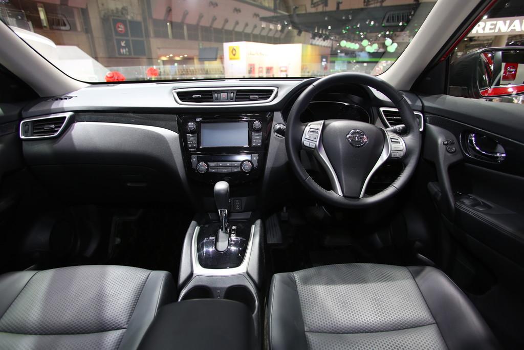 Tokyo 2013: Nissan X-Trail vor heimischem Publikum