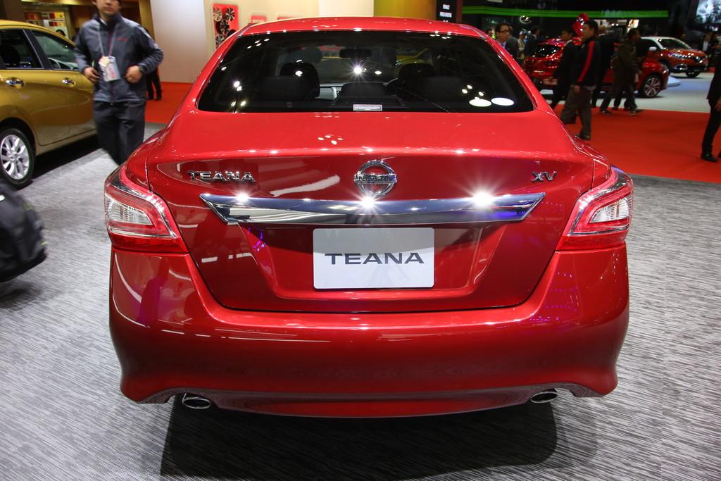 Tokyo 2013: Nissan bringt Neues für die Heimat