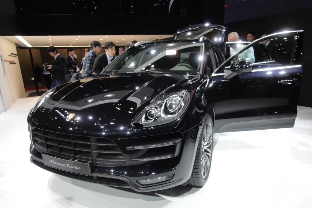 Tokyo Motorshow: Europäer auf Sparflamme