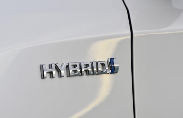 Toyota schafft den niedrigsten Flottenausstoß