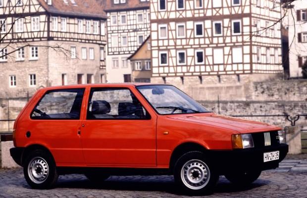 Tradition: 30 Jahre Fiat Uno - Noch einmal Nummer eins