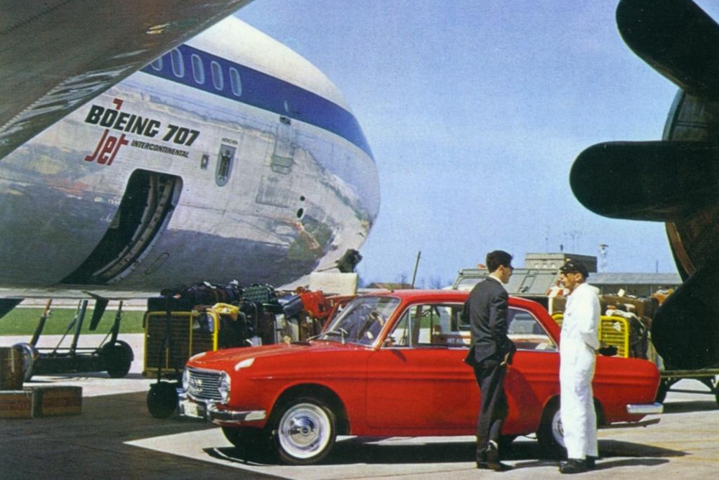 Tradition: 50 Jahre DKW F 102/Audi 72 - Warten auf Weihnachten