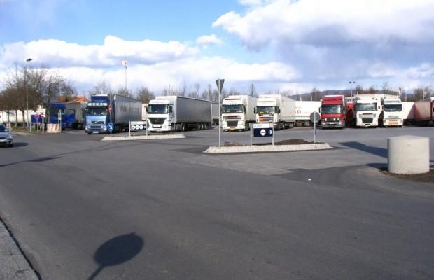Trucker leiden an Parkplatzmangel