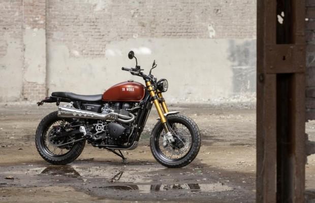 Tuning für die Triumph Scrambler - Alles neu für 15.000 Euro