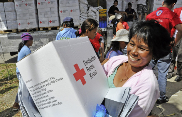 Volkswagen hilft Taifun-Opfern