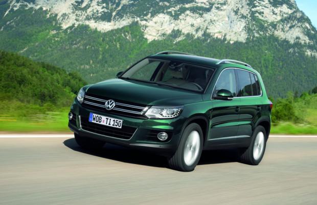 Volkswagen ruft Amarok und Tiguan in die Werkstatt